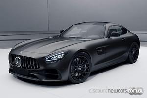 2021 Mercedes-Benz AMG GT Night Edition Auto