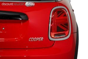 2021 MINI Hatch Cooper Classic Plus Manual