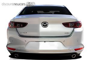 2021 Mazda 3 G20 Touring BP Series Auto