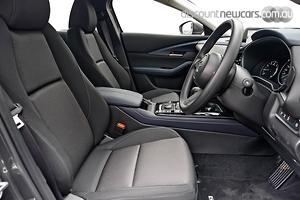 2021 Mazda CX-30 G20 Pure DM Series Auto