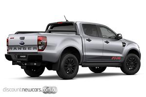 2021 Ford Ranger FX4 PX MkIII Auto 4x4 MY21.75 Double Cab