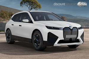 2021 BMW iX xDrive40 Sport I20 Auto AWD