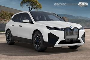 2021 BMW iX xDrive50 Sport I20 Auto AWD