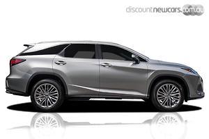 2021 Lexus RX RX450hL Sports Luxury Auto 4x4