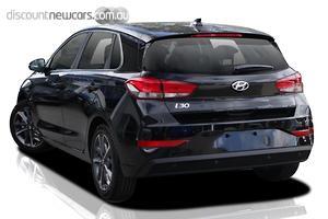 2021 Hyundai i30 Active Auto MY21