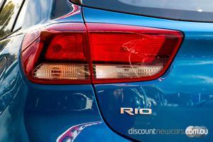 2021 Kia Rio S Manual MY22