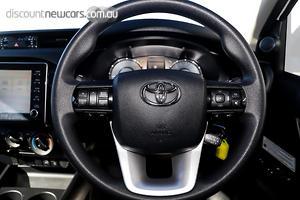2021 Toyota Hilux SR Auto 4x4 Double Cab