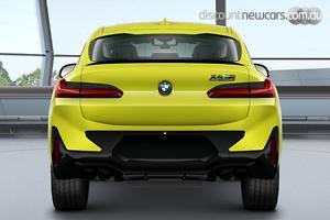2021 BMW X4 M Competition F98 LCI Auto M xDrive
