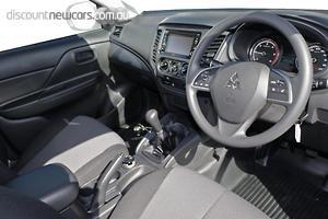 2021 Mitsubishi Triton GLX MR Manual 4x4 MY22