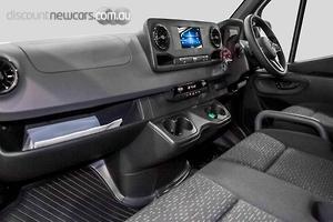 2021 Mercedes-Benz Sprinter 314CDI LWB Auto RWD
