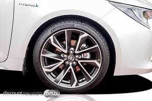 2021 Toyota Corolla ZR Hybrid Auto