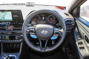 2021 Hyundai i30 N Manual MY22