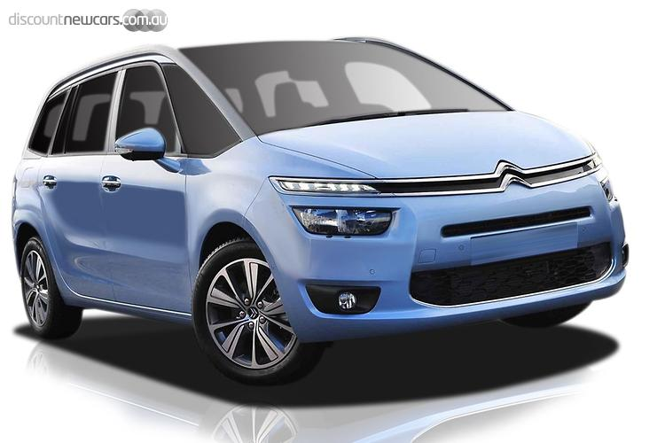 2014 Citroen Grand C4 Picasso Exclusive Sports Automatic
