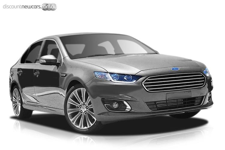 2014 Ford Falcon FG X G6E Turbo Sports Automatic (Rel. Nov.)