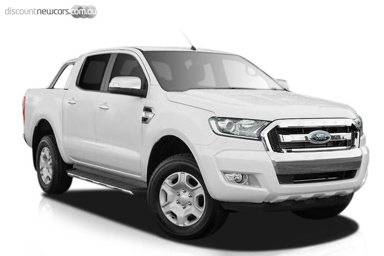 2015 Ford Ranger XLT PX MkII Manual 4x4