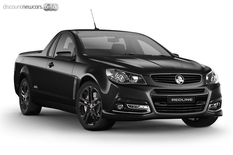 2015 Holden Ute VF SS V Redline MY15