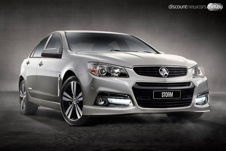 2015 Holden Commodore VF SV6 Storm MY15