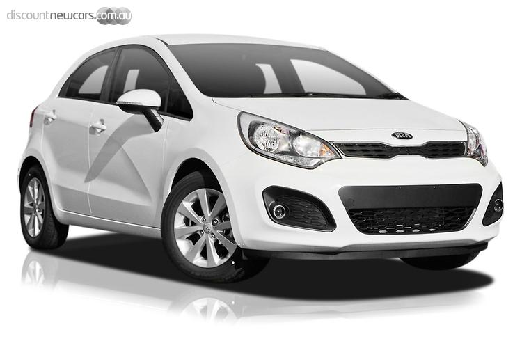 2014 Kia Rio SE MY14 Sports Automatic