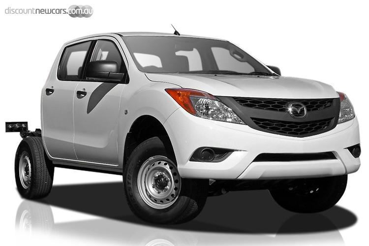 2014 Mazda BT-50 XT Hi-Rider 4x2