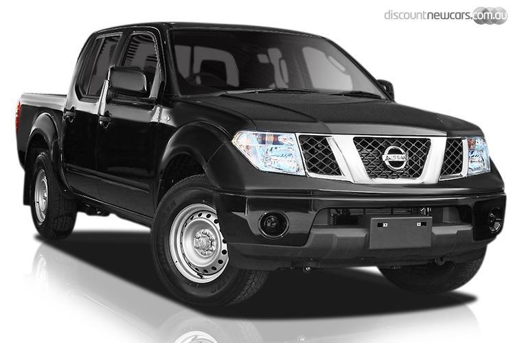 2014 Nissan Navara D40 Series 8 RX 4x2