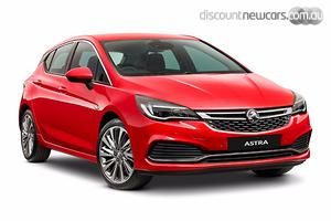 2019 Holden Astra RS-V BK Manual MY19