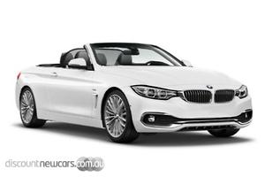 2020 BMW 4 Series 420i Luxury Line F33 LCI Auto