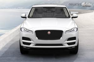 2019 Jaguar F-PACE 30t Portfolio Auto AWD MY20