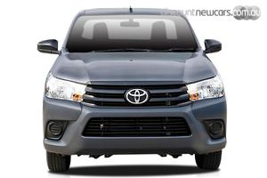 2019 Toyota Hilux Workmate Manual 4x2