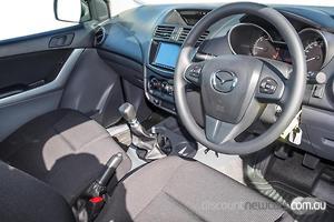 2020 Mazda BT-50 XT UR Manual 4x2