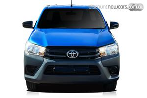 2019 Toyota Hilux Workmate Auto 4x2