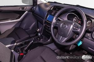 2019 Mazda BT-50 XT UR Manual 4x4 Dual Cab