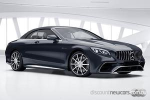 2019 Mercedes-Benz S-Class S63 AMG Auto