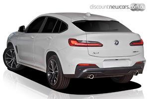 2020 BMW X4 xDrive30i M Sport G02 Auto 4x4
