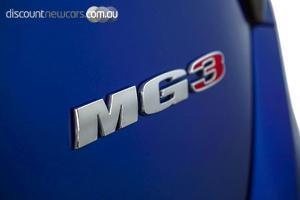 2020 MG MG3 Excite Auto MY20