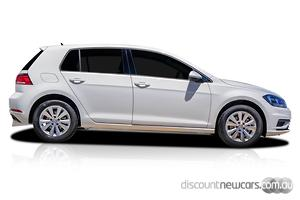 2019 Volkswagen Golf 110TSI Trendline 7.5 Manual MY20