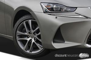 2019 Lexus IS IS300 Luxury Auto