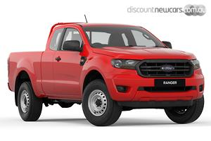 2019 Ford Ranger XL PX MkIII Auto 4x4 MY19 Super Cab