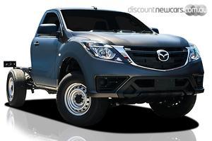 2020 Mazda BT-50 XT Hi-Rider UR Manual 4x2