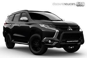2019 Mitsubishi Pajero Sport Black Edition QE Auto 4x4 MY19