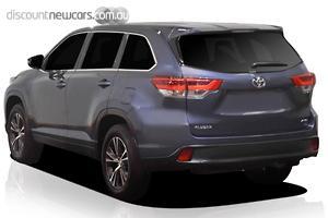 2019 Toyota Kluger GX Auto 2WD