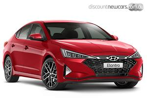 2019 Hyundai Elantra Sport Premium Auto MY19
