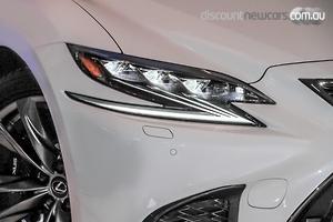 2019 Lexus LS LS500h F Sport Auto