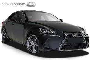 2019 Lexus IS IS350 Sports Luxury Auto