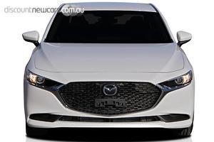 2020 Mazda 3 G20 Pure BP Series Auto