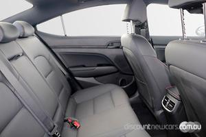 2019 Hyundai Elantra Sport Premium Auto MY20