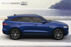 2020 Jaguar F-PACE 20d R-Sport Auto AWD MY20