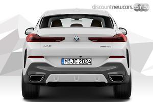 2020 BMW X6 xDrive40i M Sport G06 Auto 4x4