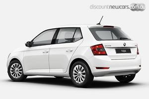 2020 SKODA Fabia 81TSI Auto MY20.5