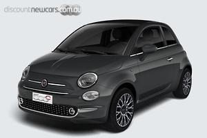 2020 Fiat 500C Club Auto