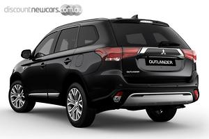 2020 Mitsubishi Outlander ES ADAS ZL Auto AWD MY20